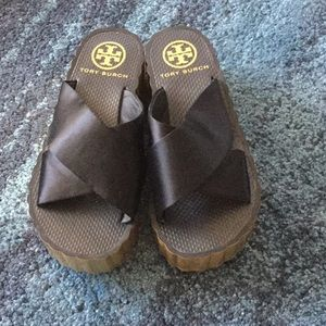 Size 6 Tory Burch Sandals